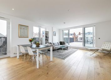 Thumbnail 3 bed flat to rent in Smithies Court, Pellerin Road, London
