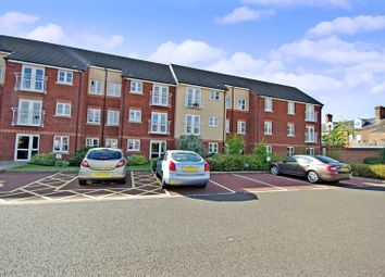 Thumbnail 1 bed flat for sale in Fairweather Court, Darlington