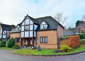 Thumbnail 4 bed detached house for sale in The Ridings, Camberley