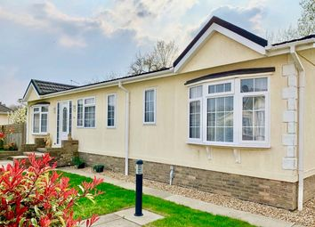 Thumbnail 2 bed mobile/park home for sale in Cambridge Road, Stretham, Ely
