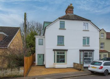 Thumbnail 4 bed town house for sale in Cemetery Road, Abingdon