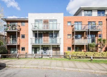 Thumbnail 2 bed flat for sale in Highfield Close, London