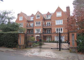 Thumbnail 2 bed flat for sale in Cavendish Road, Weybridge