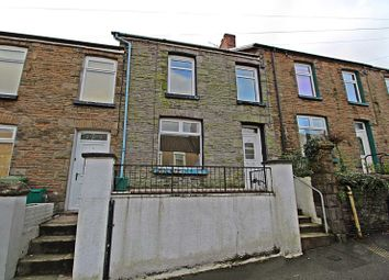 Thumbnail 3 bed terraced house for sale in Llantrisant Road, Graig, Pontypridd, Rhondda Cynon Taff