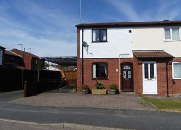 Thumbnail 2 bed semi-detached house for sale in Lincoln Way, Daventry