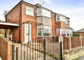 Thumbnail 3 bed semi-detached house to rent in Manor Laith Road, Sheffield