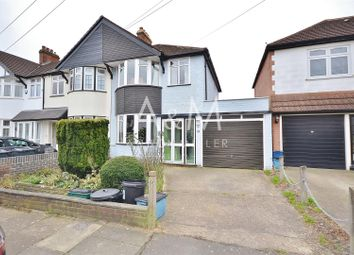 Thumbnail 3 bed semi-detached house for sale in Clifford Avenue, Ilford