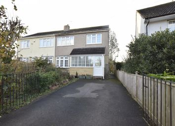 Thumbnail 3 bedroom semi-detached house for sale in Redfield Hill, Oldland Common