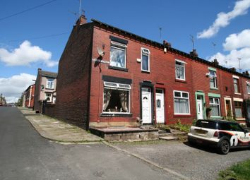 Thumbnail 3 bed terraced house for sale in Roefield Terrace, Spotland, Rochdale