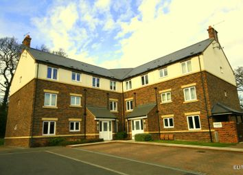 Thumbnail 2 bed flat to rent in Boste Crescent, St Leonards, Durham