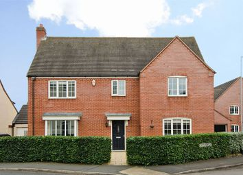 Thumbnail 5 bed detached house for sale in Newbold Close, Darwin Park, Lichfield