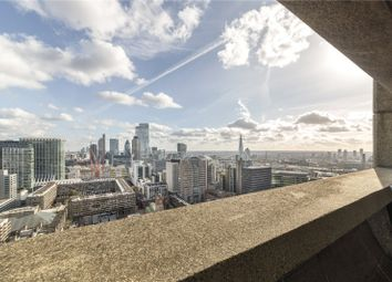 3 bed flat for sale in Lauderdale Tower, Barbican, London EC2Y