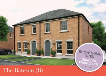 Thumbnail 3 bedroom semi-detached house for sale in - The Bateson (B) Dillon/Harlow Green, Meeting Street, Moira