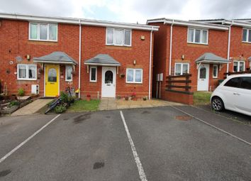 Thumbnail 3 bed end terrace house for sale in Grazier Avenue, Two Gates, Tamworth