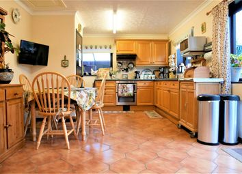 Thumbnail 2 bed end terrace house for sale in The Causeway, Stow Bridge, King's Lynn