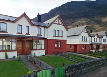 Thumbnail 3 bed terraced house for sale in 7, Appin Road, Kinlochleven