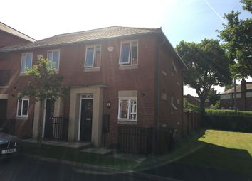 Thumbnail 2 bedroom semi-detached house to rent in Field Close, Bilston