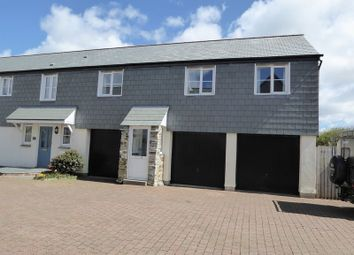 Thumbnail 2 bedroom semi-detached house for sale in Treclago View, Camelford