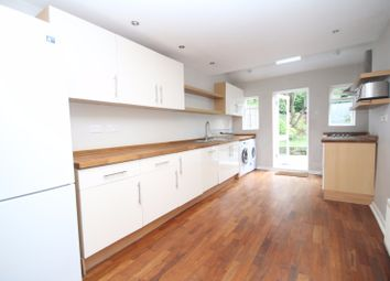 Thumbnail 4 bed terraced house to rent in Dagmar Road, London, Greater London