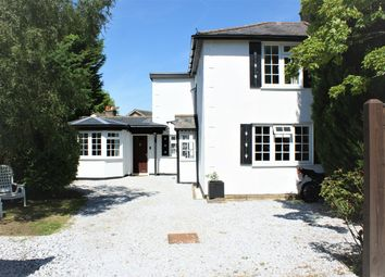 Thumbnail 3 bedroom semi-detached house for sale in Burwood Road, Hersham, Walton-On-Thames