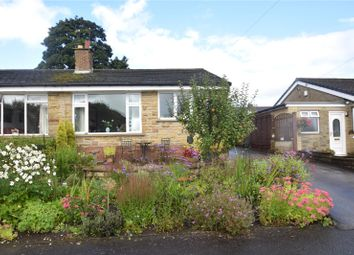 Thumbnail 2 bed semi-detached bungalow for sale in Sunhurst Close, Oakworth
