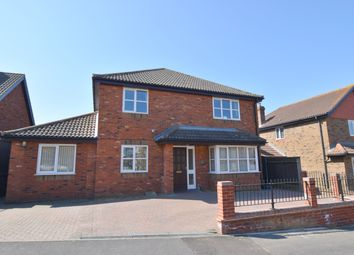 Thumbnail 4 bed detached house for sale in Seaview Crescent, Sheringham