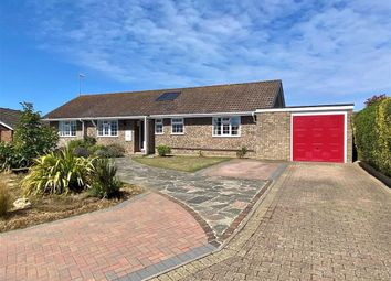 Thumbnail 3 bed detached bungalow for sale in Lower Drive, Seaford, East Sussex