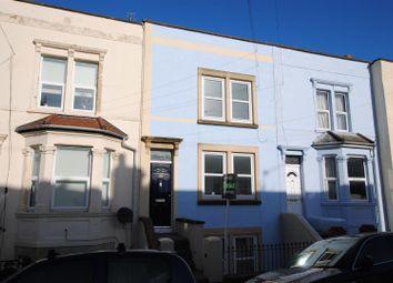 Thumbnail 2 bedroom maisonette for sale in Fitzroy Street, Bristol