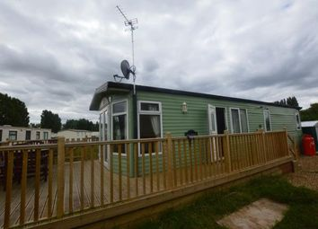 Thumbnail 2 bed mobile/park home for sale in Mallard Pastures, Billing Aquadrome, Little Billing, Norhamptoshire
