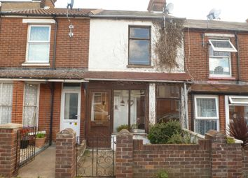 Thumbnail 3 bed terraced house for sale in Birch Avenue, Dovercourt, Harwich