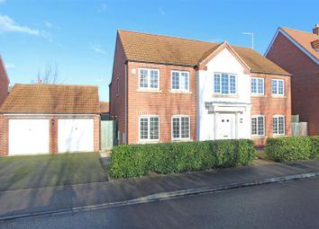 Thumbnail 4 bed detached house for sale in Water Lane, Bourne