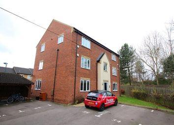 Thumbnail 2 bedroom flat to rent in Kirkwood Grove, Medbourne, Milton Keynes