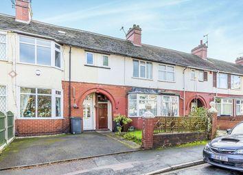 Thumbnail 2 bedroom terraced house to rent in Hughes Street, Burslem, Stoke-On-Trent