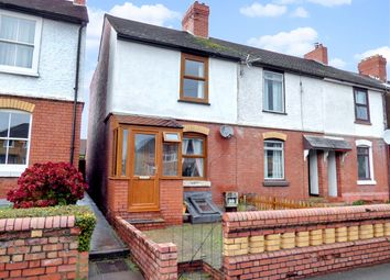 Thumbnail 3 bed terraced house for sale in Belmont Road, Hereford, Hereford And Worcester