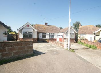 Thumbnail 2 bed semi-detached bungalow to rent in St. James Park Road, Margate
