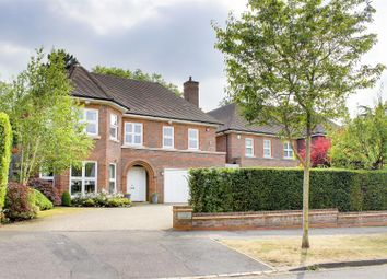 Thumbnail 5 bed detached house for sale in Harmsworth Way, Totteridge