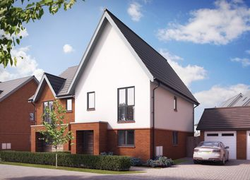 "Thumbnail 3 bed property for sale in ""The Modena"" at John Ruskin Road, Tadpole Garden Village, Swindon"