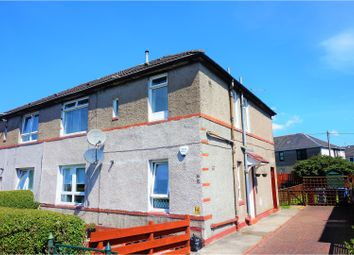Thumbnail 2 bed flat for sale in Westmuir Place, Glasgow