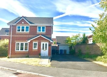 Thumbnail 3 bed detached house to rent in Rixtonleys Drive, Irlam, Manchester