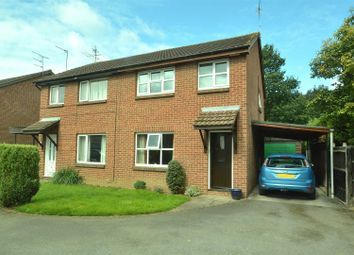 Thumbnail 3 bedroom semi-detached house for sale in Bishopdale Close, Long Eaton, Nottingham