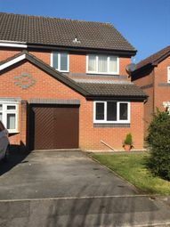 Thumbnail 3 bed semi-detached house to rent in Clos Tygwyn, Gowerton