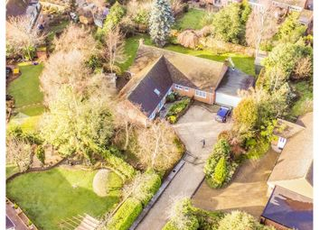 Thumbnail 4 bedroom detached bungalow for sale in St Michaels Road, Claverdon, Warwick