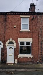 Thumbnail 3 bed terraced house to rent in Taylor Road, Stoke On Trent