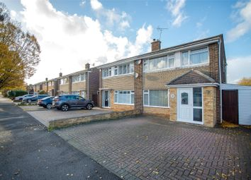 Thumbnail 3 bed semi-detached house for sale in Castle Road, Maidstone, Kent