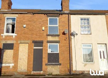 Thumbnail 2 bed terraced house for sale in 6 Flowitt Street, Mexborough