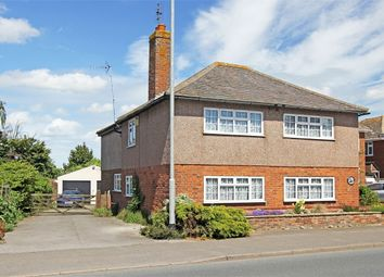 Thumbnail 4 bed detached house for sale in The Street, Bapchild, Sittingbourne, Kent