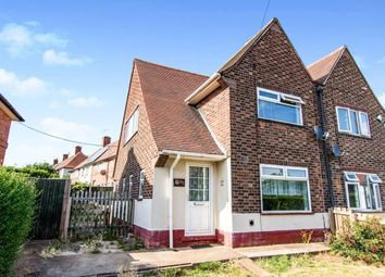 Thumbnail 3 bedroom semi-detached house for sale in Tenbury Crescent, Aspley, Nottingham