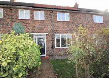 Thumbnail 3 bed terraced house for sale in Croxdale Road, Borehamwood, Herts