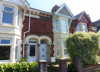 Thumbnail 2 bed terraced house for sale in Alexandra Road, Dorchester, Dorset