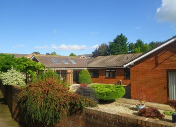 Thumbnail 3 bed detached bungalow for sale in Fontygary Road, Rhoose, Barry